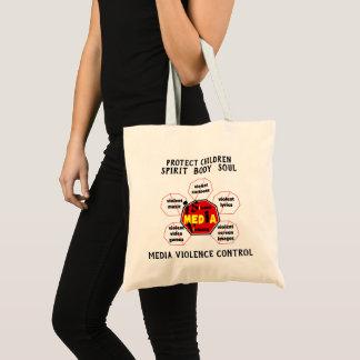 Protect Children! Spirit Body Soul Eng Tote Bag
