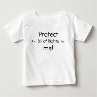 Protect me! baby T-Shirt