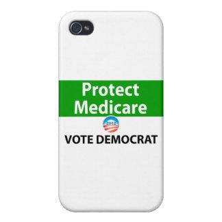 Protect Medicare: Vote Democrat Case For iPhone 4