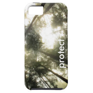 Protect Our Forests iPhone 5 Cases
