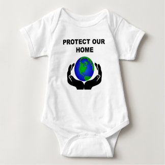 Protect Our Home Baby Bodysuit