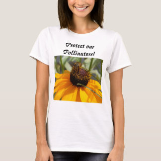 """Protect Our Pollinators"" T-Shirt"