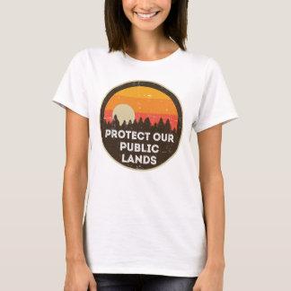 Protect Our Public Lands T-Shirt