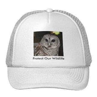 Protect Our Wildlife Hat