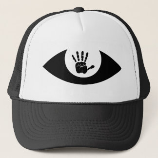 Protect Privacy Trucker Hat