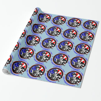 Protect The 2nd Amendment Revolution Wrapping Paper