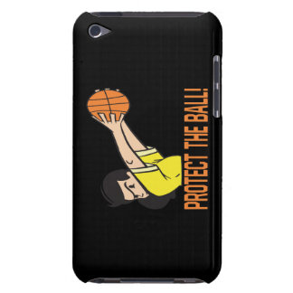 Protect The Ball Barely There iPod Case