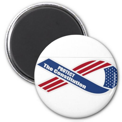 Protect the Constitution Magnet