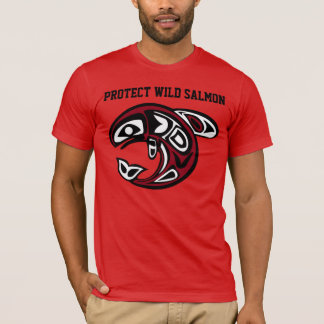 Protect Wild Salmon shirt