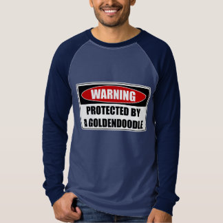 Protected By A Goldendoodle T-Shirt