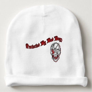 Protected by Bad Boyz Baby Gear Baby Beanie