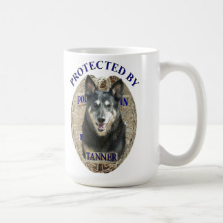 Protected By Tanner Coffee Mug