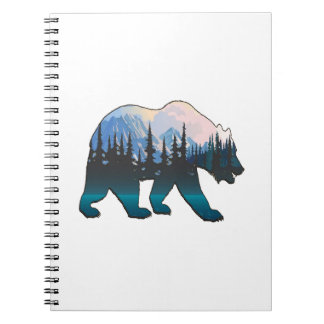 Protected Spirit Notebook