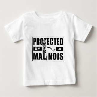 protectedbyProtected by a Malinois Baby T-Shirt