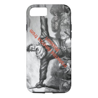 Protecting America From Missouri Since 1854 iPhone iPhone 7 Case