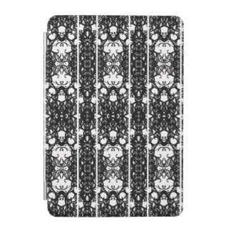 protection black white iPad mini cover