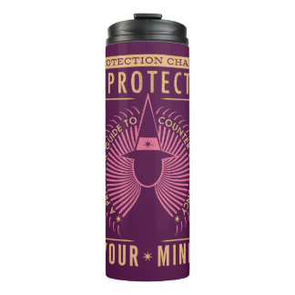 Protection Charm Guidebook Thermal Tumbler