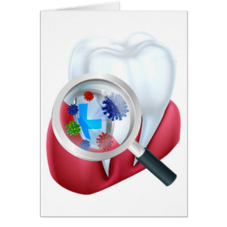 Protection Tooth Shield Card