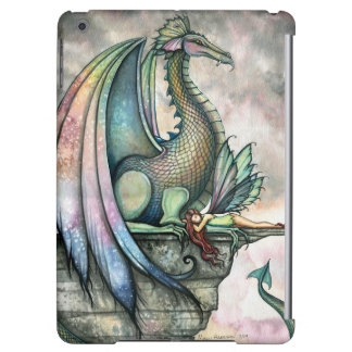 Protector Dragon Fairy Fantasy Art