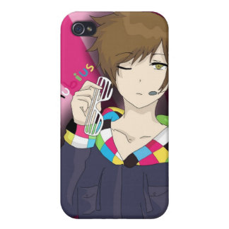 Protector for iphone 4 - rubiusOMG iPhone 4/4S Cover