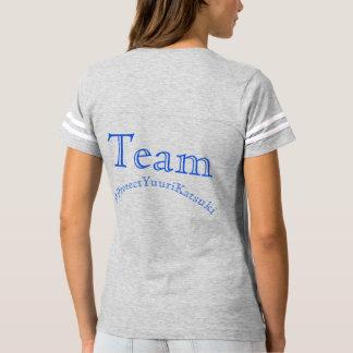#ProtectYuuriKatsuki T-Shirt