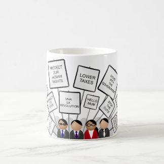 Protest Coffee Mug