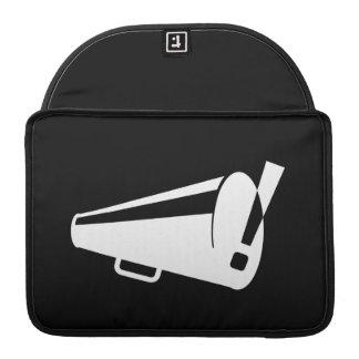 Protest Pictogram MacBook Pro Sleeve