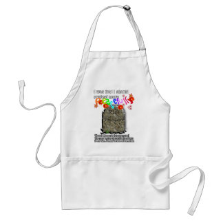 protest psychiatry peacefully apron