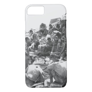 Protestant Chaplain Rufus W. Oakley_War Image iPhone 7 Case