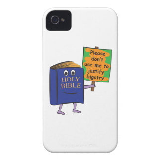 Protesting Bible Case-Mate iPhone 4 Case