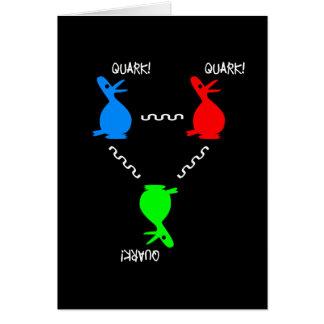 Proton Quark Duck Card