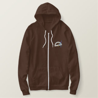 Protractor and Compass Hoody