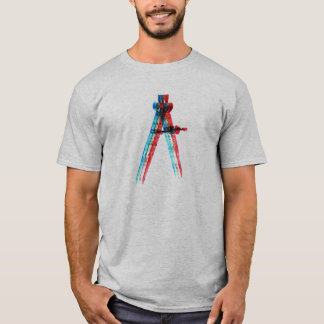 Protractor motion T-Shirt