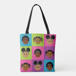 #Proud2BNaturalMe Accessories Tote Bag