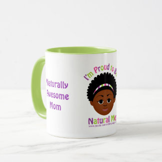#Proud2BNaturalMe Gifts for #Mom Mug