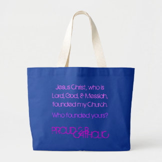 PROUD 2 B CATHOLIC - Bags - Pink/Fuchsia