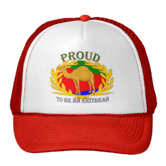 proud 2 be an eritrean cap