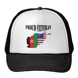 Proud Afghanistan veteran Trucker Hat