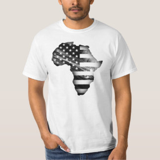 Proud African American T-Shirt