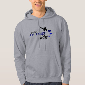 Proud Air Foce Wife Sweater