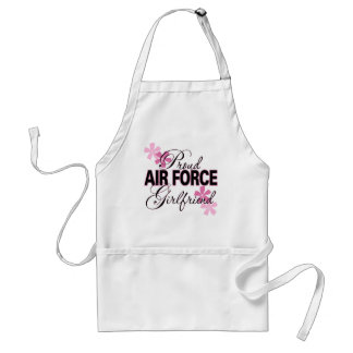 Proud Air Force Girlfriend Apron