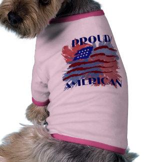 PROUD AMERICAN DOG CLOTHING