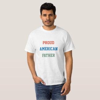 Proud American Father Tee