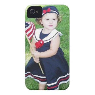 Proud American.jpg iPhone 4 Case