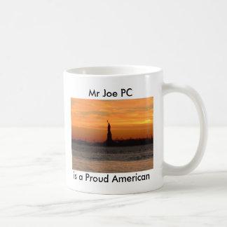 Proud American Mr Joe Mug