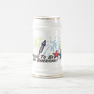 Proud American - Beer Steins