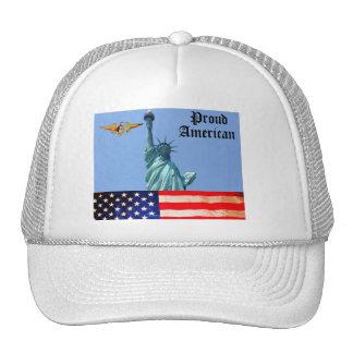 PROUD AMERICAN PATRIOTIC cap Hat