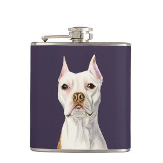 """""""Proud and Tall"""" Hip Flask"""