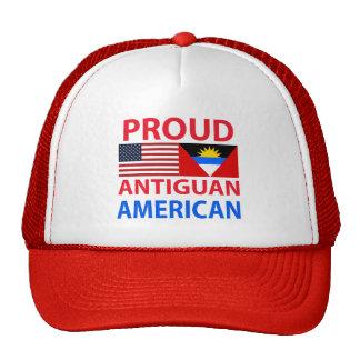Proud Antiguan American Cap
