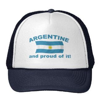 Proud Argentine Cap